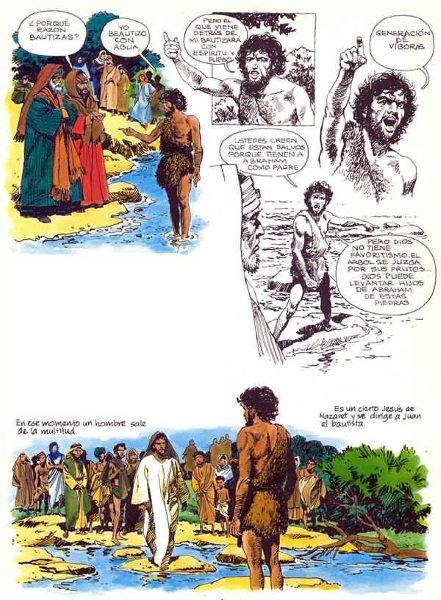 Aparece Jesús