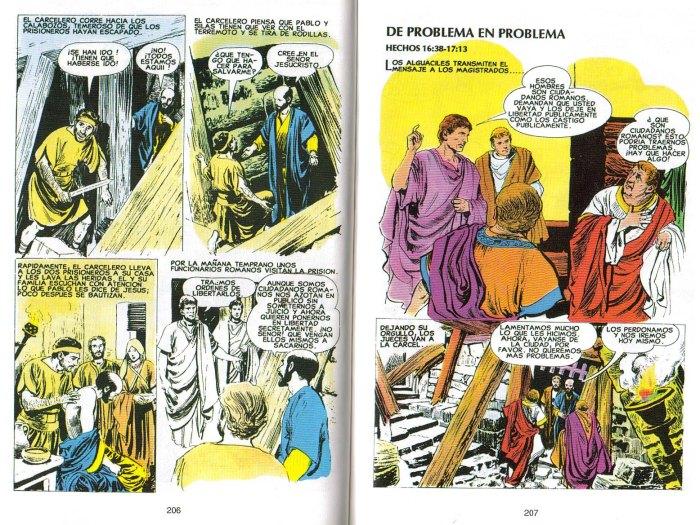 """""""Nuevo Testamento Ilustrado"""": De problema en problema"""