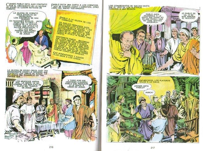 """Nuevo Testamento Ilustrado"": ¡La única cabeza de la Iglesia Cristiana es CRISTO!"