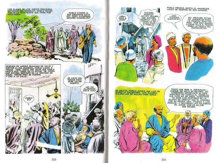 """Nuevo Testamento Ilustrado"": Viaje a Jerusalén"