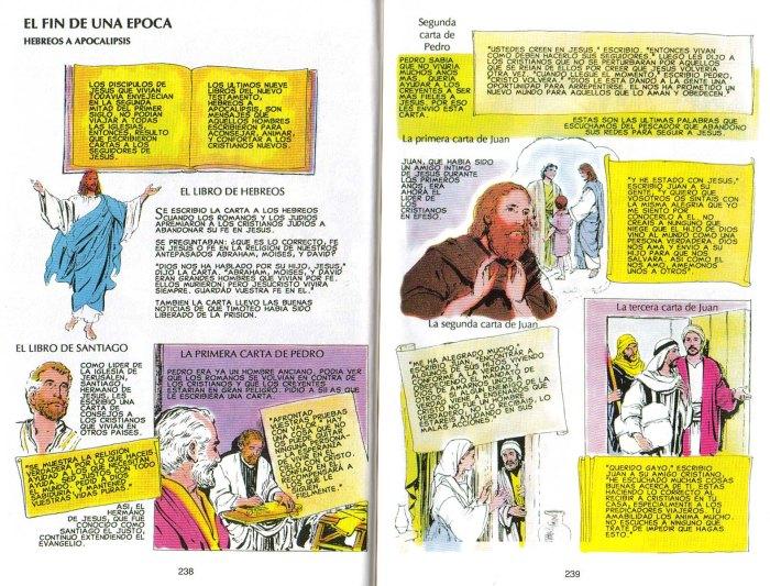 """""""Nuevo Testamento Ilustrado"""": Fin de una época"""