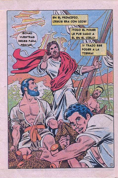 """""""Jesús"""": En el principio..."""