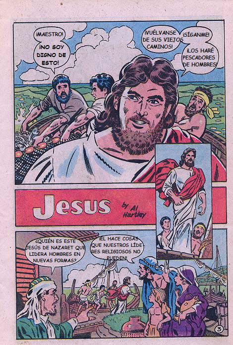 """""""Jesús"""": Pescadores de hombres"""