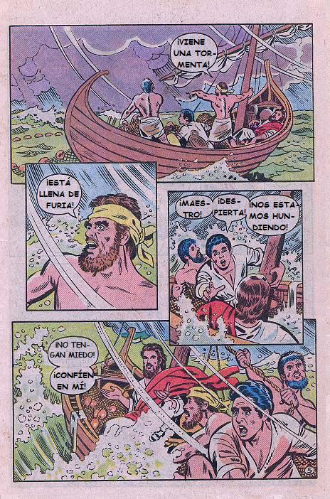 """Jesús"": Tormenta"