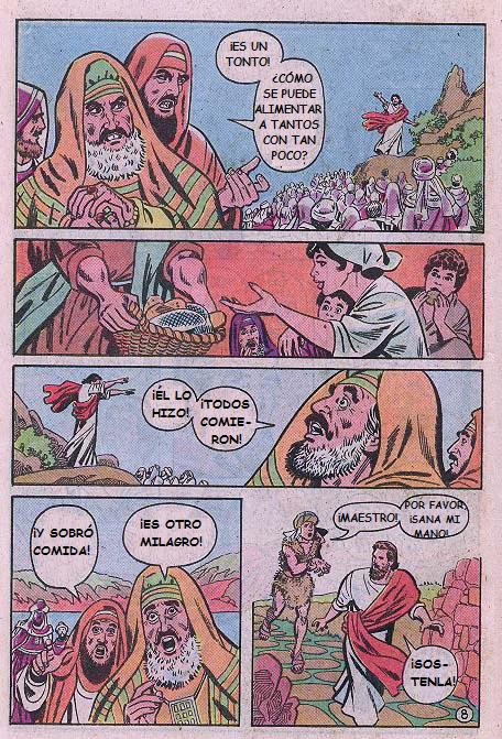 """""""Jesús"""": Alimentación de 5000"""