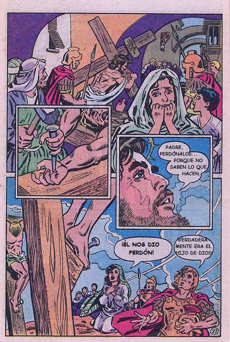"""""""Jesús"""": Crucificado por nosotros"""